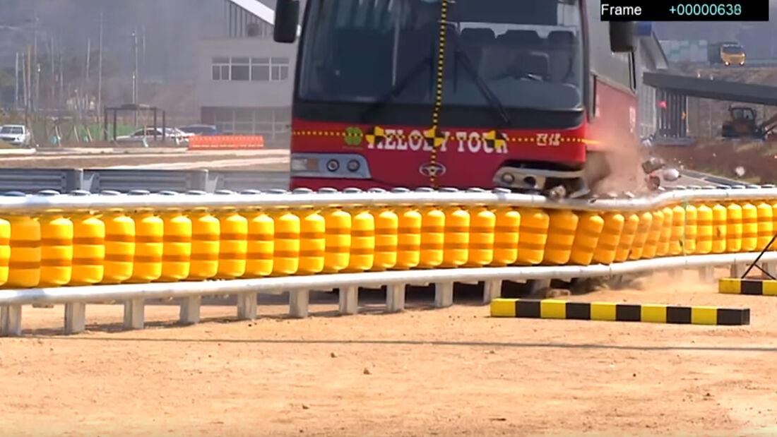ETI Tonnen-Leitplanke