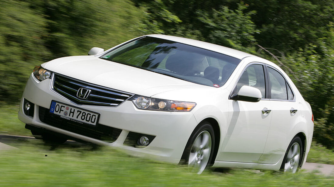 EU-Importe Honda Accord