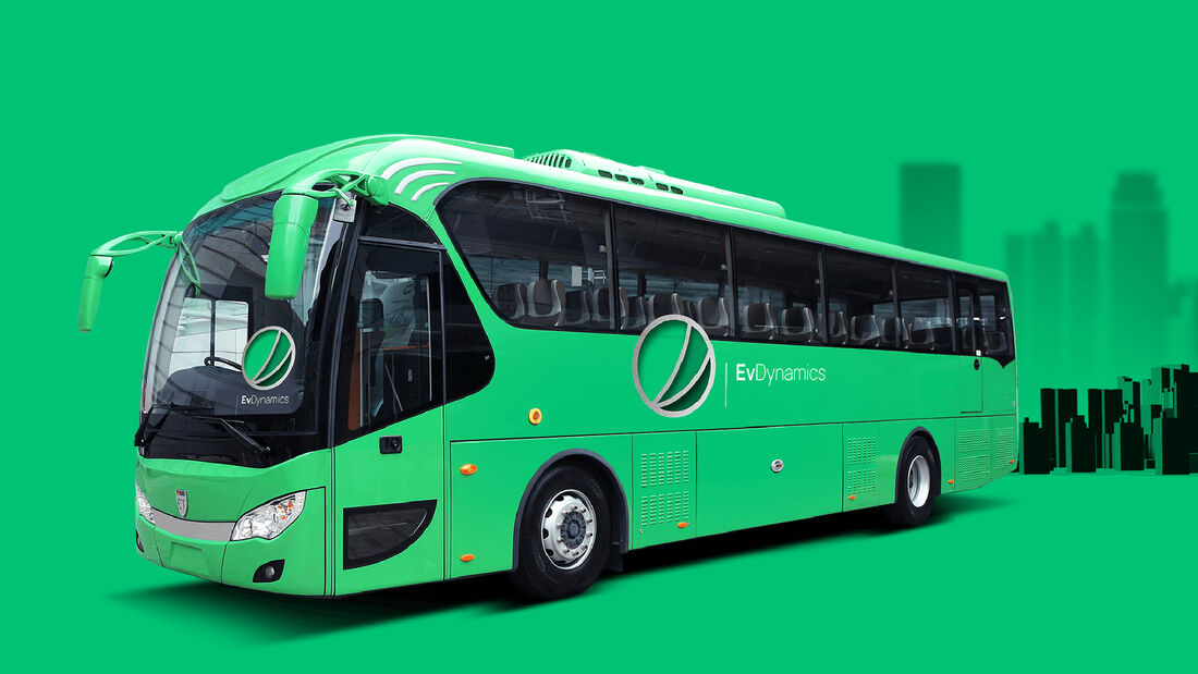 EV Dynamics Elektro-Bus