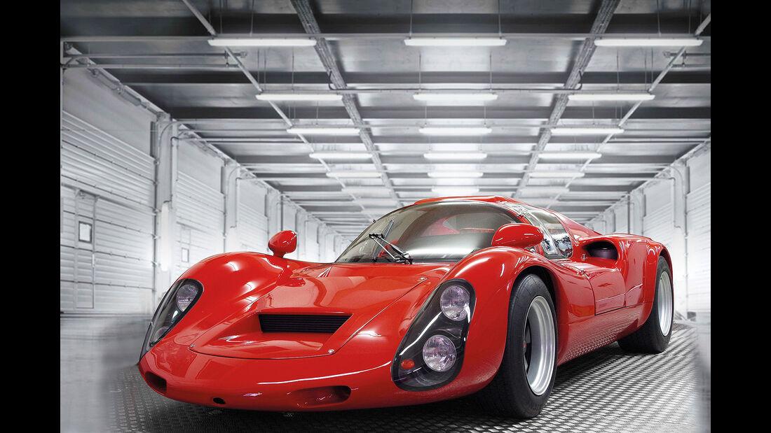 EVEX Porsche 910