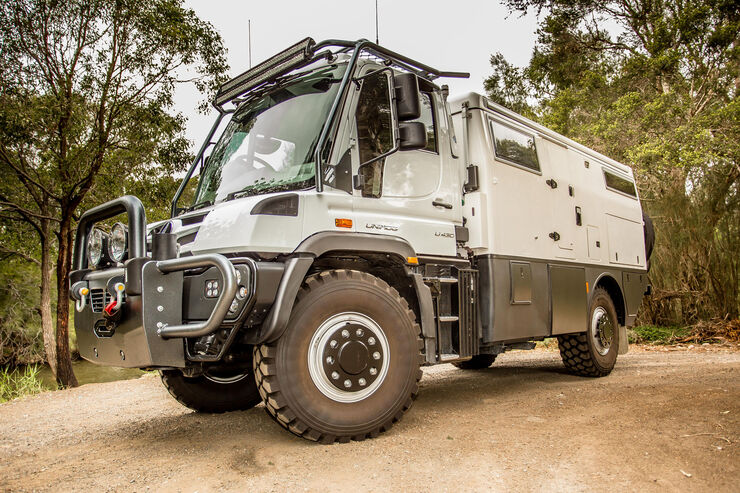 unimog expeditionsmobil offroad raumschiff f rs outback. Black Bedroom Furniture Sets. Home Design Ideas