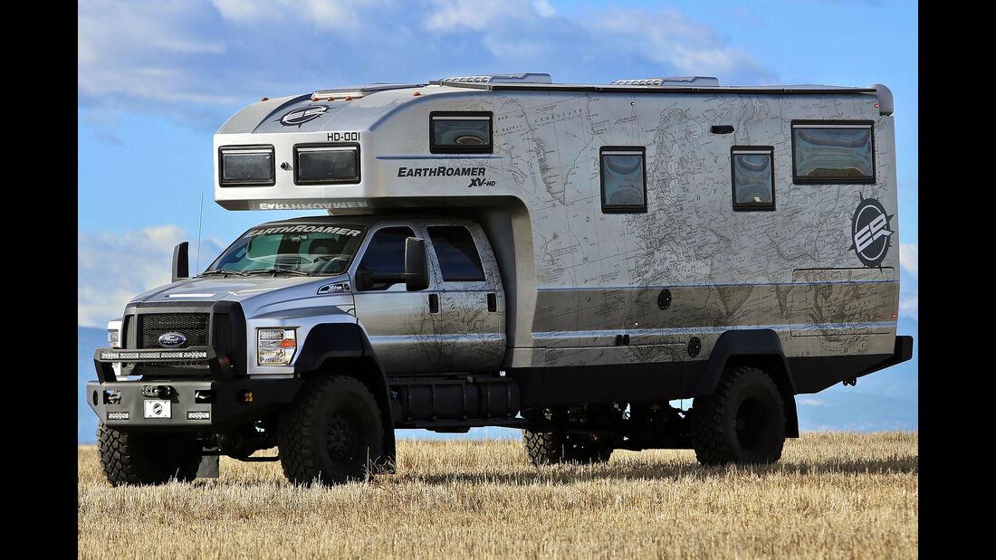Earthroamer Expeditionsmobil XV-HD und XV-LTS
