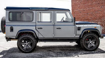 East Coast Defender Project Soho Tuning