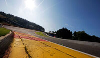 Eau Rouge - Formel 1 - GP Belgien - Spa-Francorchamps - 21. August 2014