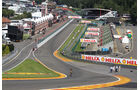 Eau Rouge - Formel 1 - GP Belgien - Spa-Francorchamps - 22. August 2013
