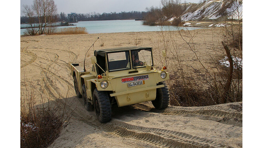 Eble 4x4 Hummer H1 Offroad Gama Goat