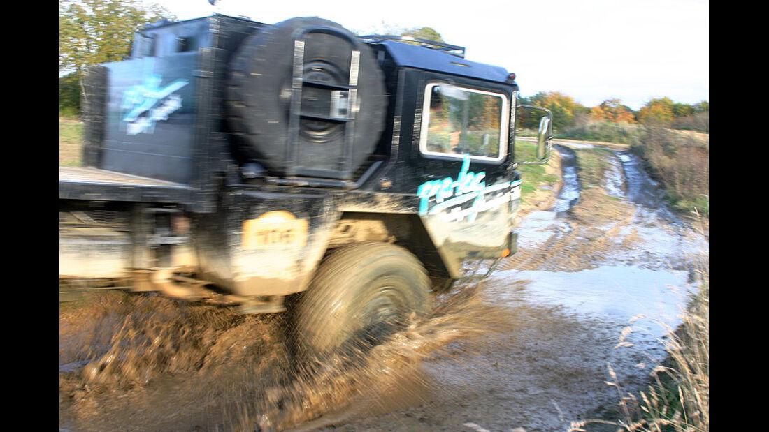 Eble 4x4 Hummer H1 Offroad MAN KAT