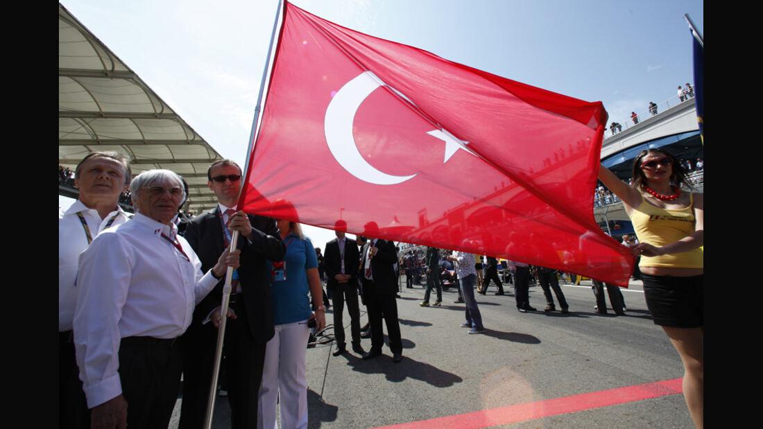 Ecclestone GP Türkei 2011