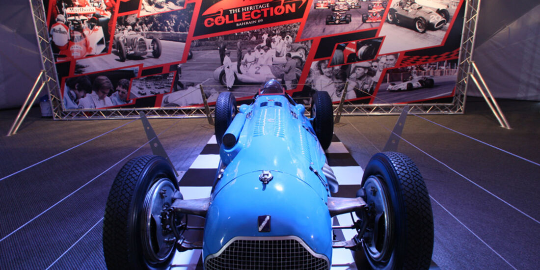 Ecclestone Privat-Garage