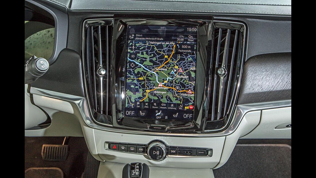 Echtzeit-Navigationsdienste, Vergleich