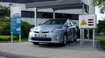 Eco Drive Solartankstellen, Solar-Carport