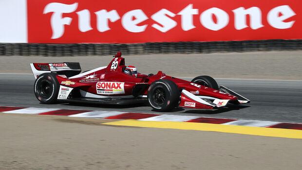 Ed Jones - IndyCar