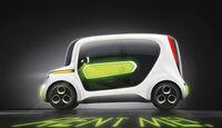 Edag Light Car Car-Sharing Genf 2011