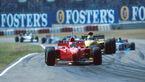 Eddie Irvine - Ferrari F310B - GP Argentinien 1997