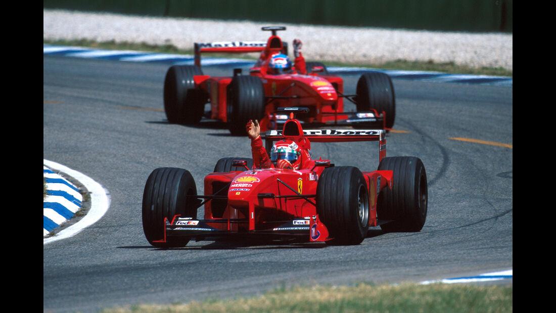 Eddie Irvine - GP Deutschland 1999