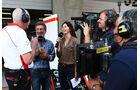 Eddie Jordan - Formel 1 - GP China - 13. April 2013