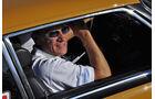 Ede Geyer im Ford Capri