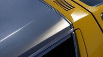 Edelstahldach des Maserati Bora 4.7