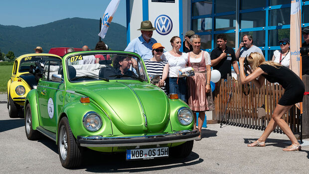 Edelweiß Classic 2019 Rallye