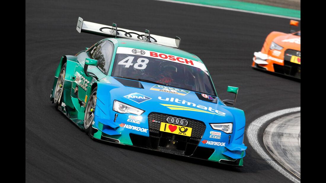 Edoardo Mortara - Audi - DTM - Ungarn 2016 - 1. Rennen