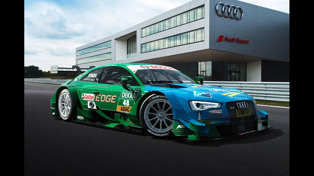 Edoardo Mortara - Audi RS5 DTM 2015