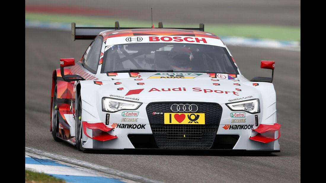 Edoardo Mortara - Audi RS5 DTM - DTM 2014