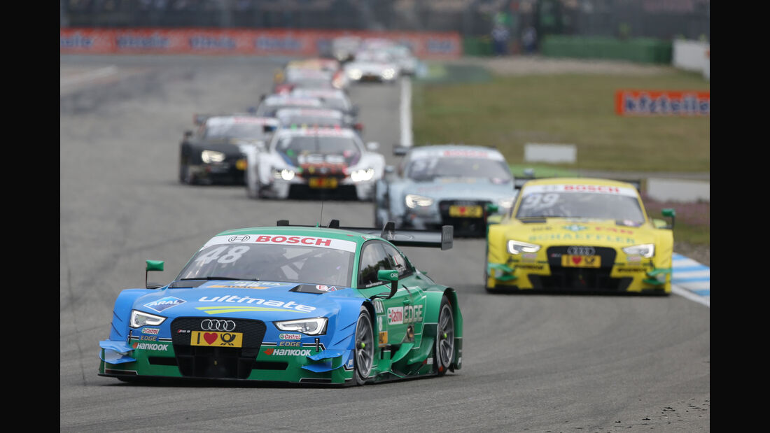 Edoardo Mortara - DTM Hockenheim 2015