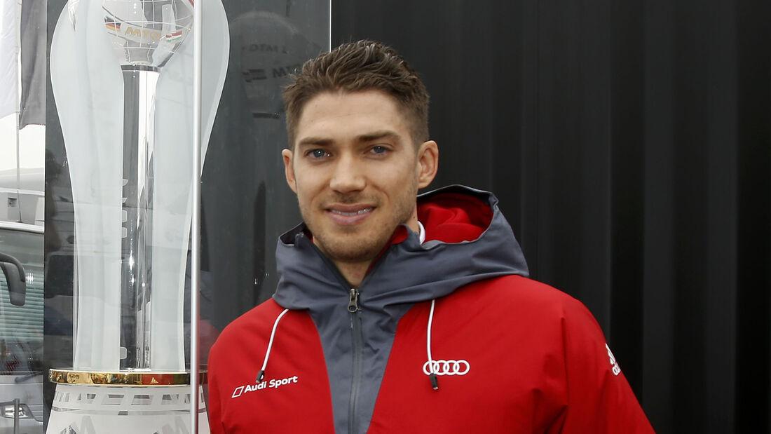Edoardo Mortara - DTM - Hockenheim 2016