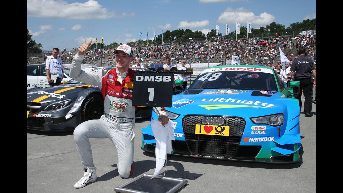 Edoardo Mortara - DTM - Norisring 2016