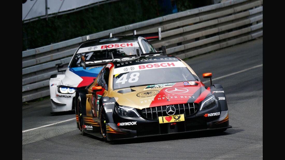Edoardo Mortara - DTM - Norisring 2018