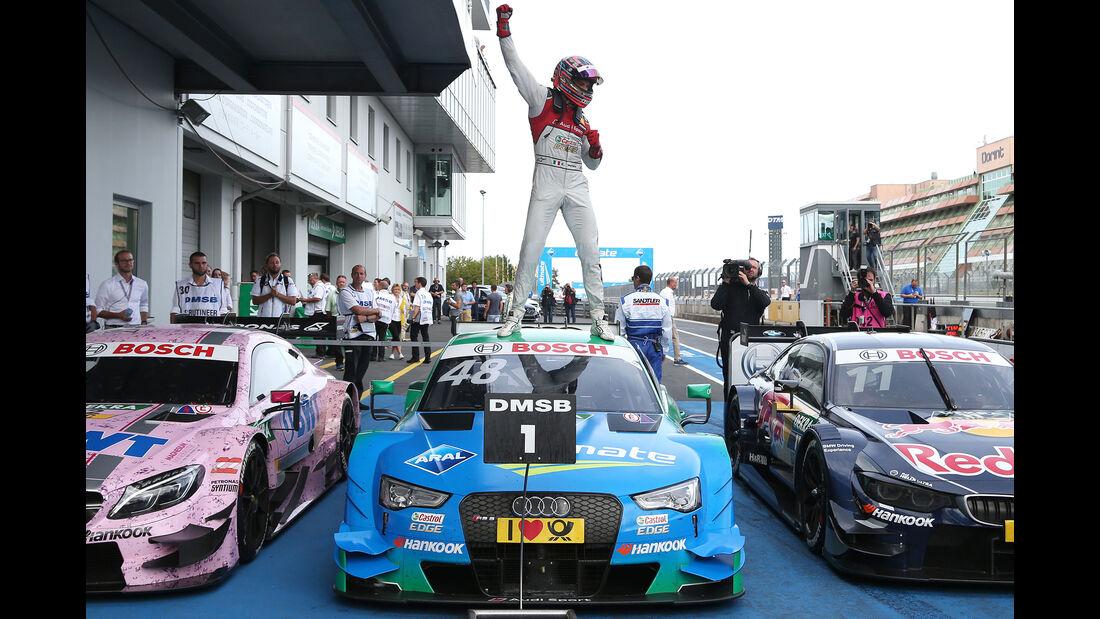 Edoardo Mortara - DTM Nürburgring 2016