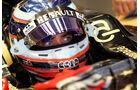 Edoardo Mortara - Lotus - Young Drivers Test - Abu Dhabi - 7.11.2012