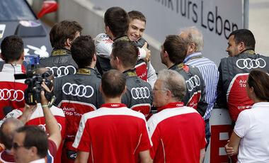 Edoardo Mortara, Spielberg DTM 2012, Qualifying