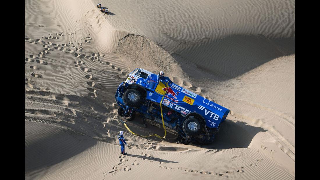 Eduard Nikolaev - Trucks - Rallye Dakar 2018 - Motorsport
