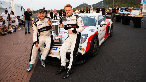 Edwin Waldhier - Jonas Greif - Junior Team Germany - Super Racer