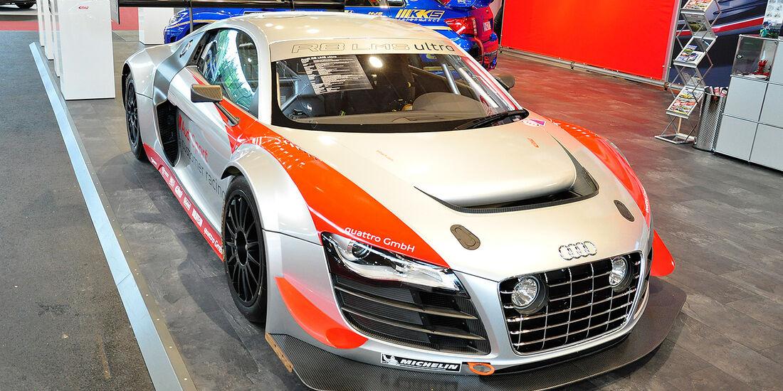Eibach, Audi R8 LMS Ultra, Tuning World Bodensee 2014
