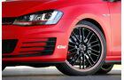 Eibach-VW Golf GTI, Rad, Felge, Bremse