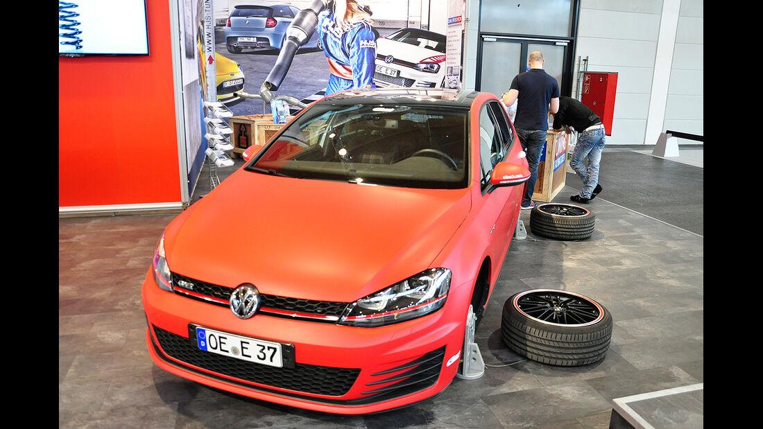 Eibach, Wetterauer Engineering, VW Golf GTI, Tuning World Bodensee 2014