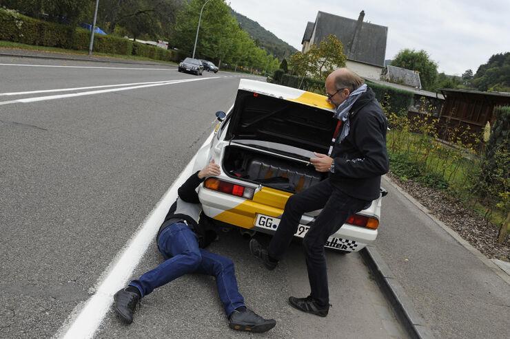 "Eifel Classic 2009 - Impressionen der Etappe ""Luxemburg"""