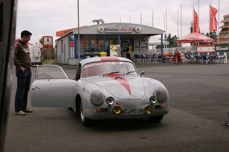 Eifel Classic 2009 - TÜV
