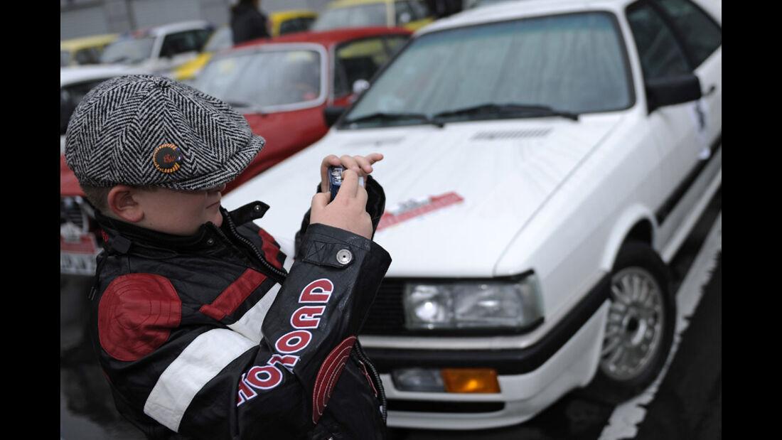 Eifel Classic 2010 - Audi Quattro