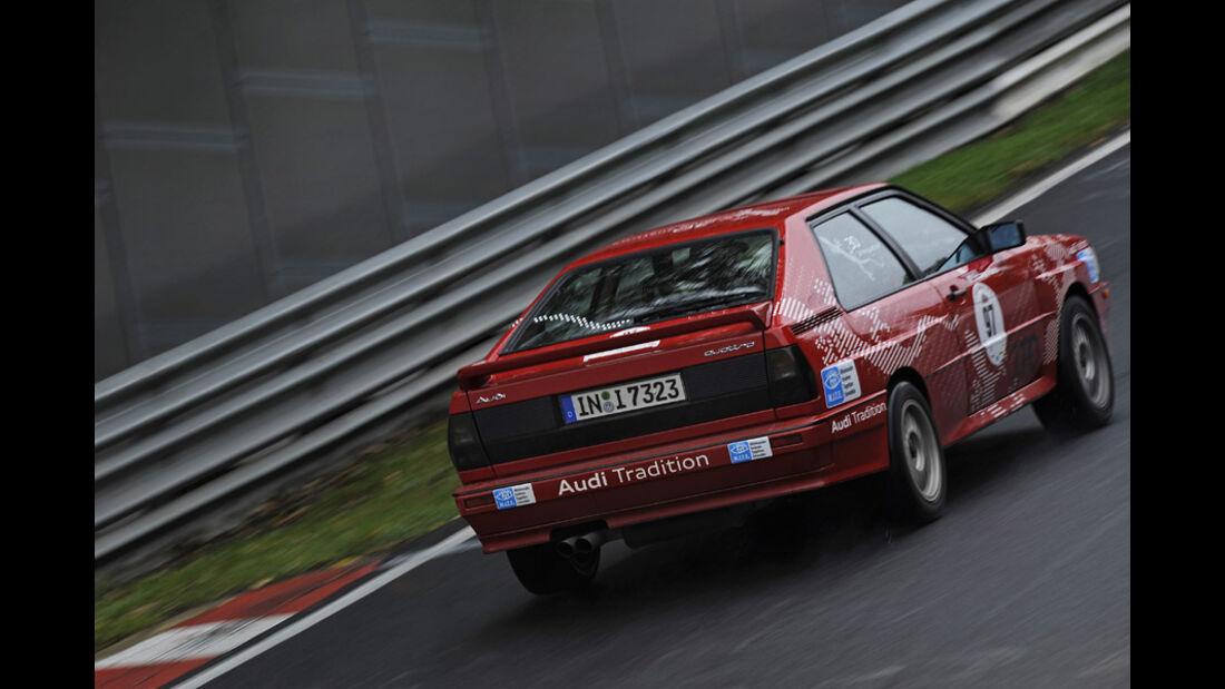Eifel Classic 2010 - Audi Urquattro