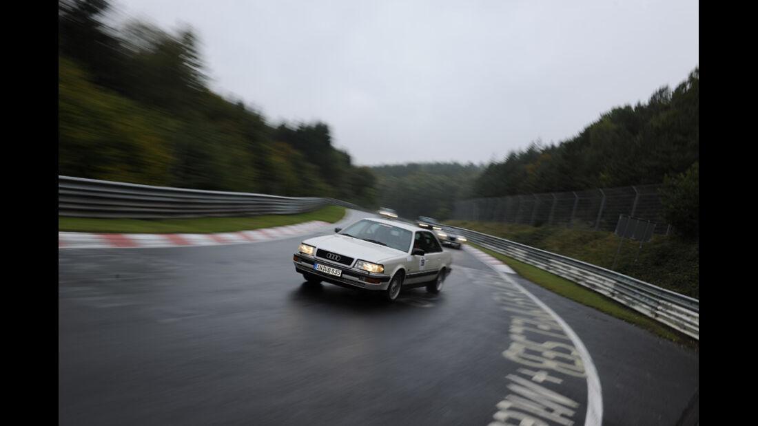 Eifel Classic 2010 - Audi V8