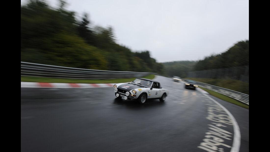 Eifel Classic 2010 - Fiat 124 Abarth