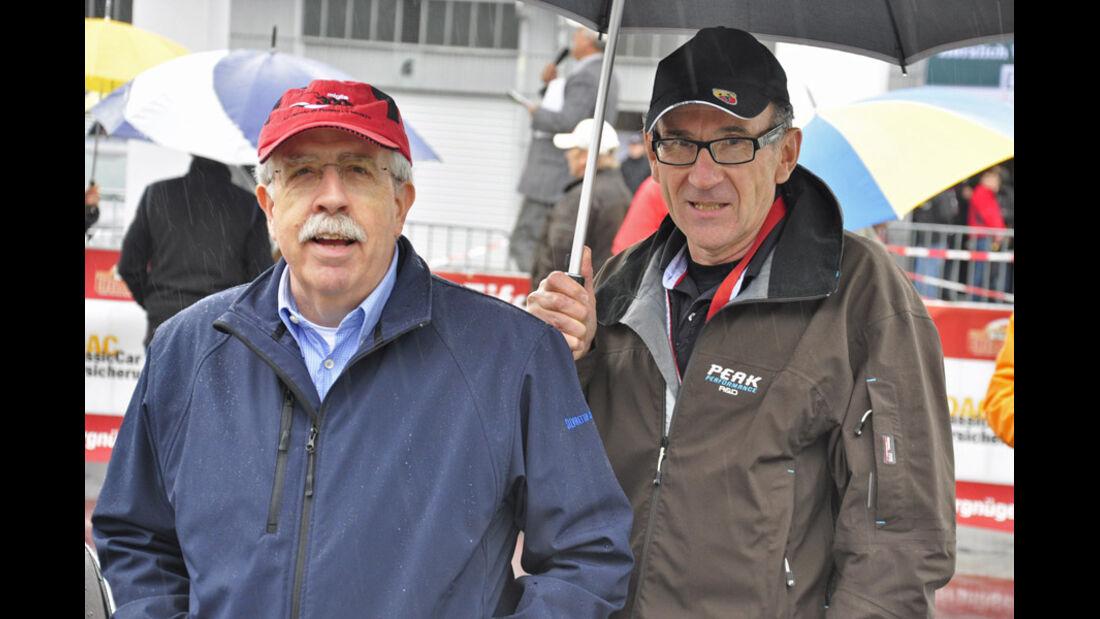 Eifel Classic 2010 - Fiat 124 Abarth Rally-Team Alex Sala und Walter Keller