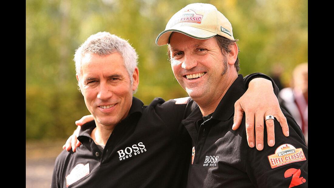 Eifel Classic 2010 - Hanns-Werner Wirth und Ralph Herforth