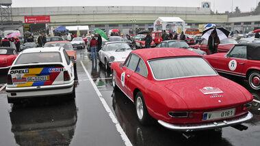 Eifel Classic 2010 - Historisches Fahrerlager