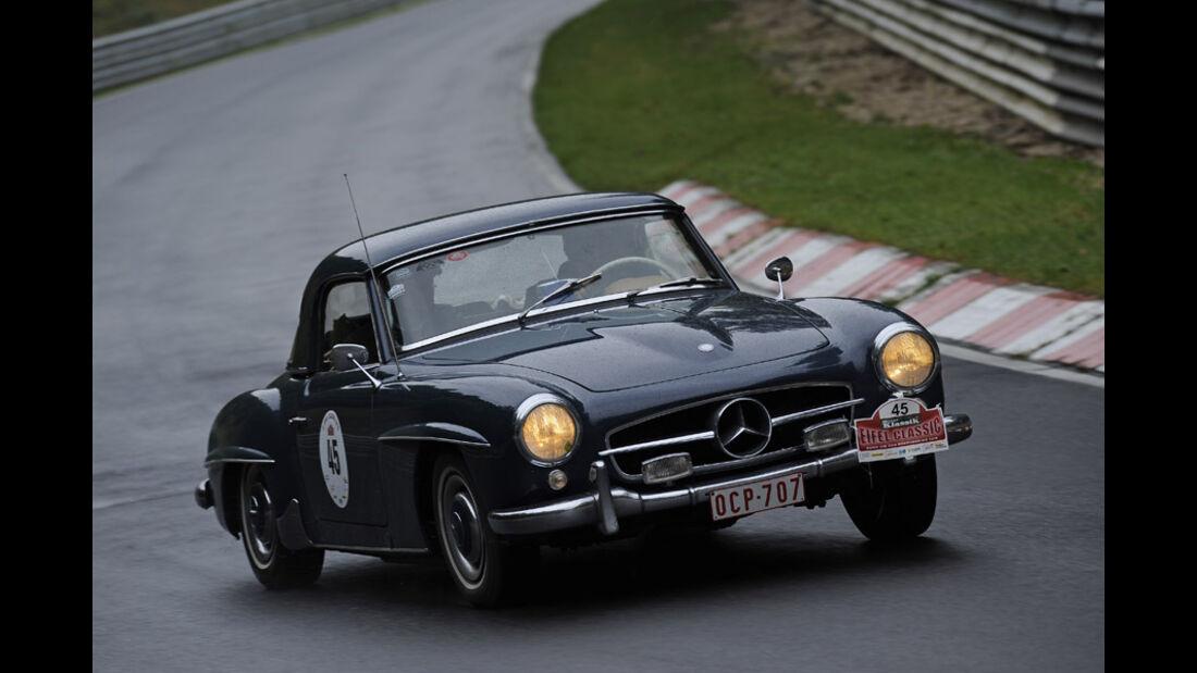 Eifel Classic 2010 - Mercedes-Benz 190 SL