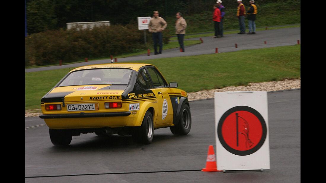 Eifel Classic 2010 - Opel Kadett C GT/E