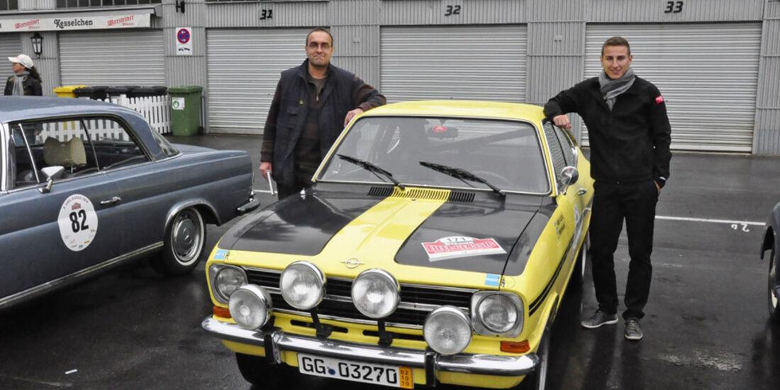 Eifel Classic 2010 - Uwe Schmidt und Philipp Grießer